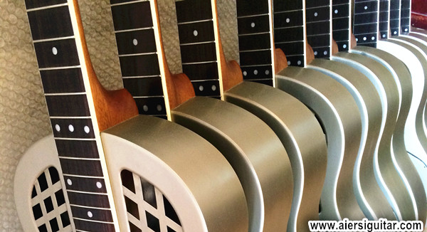 Aiersi resonator guitar