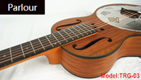 aiersi parlour resonator guitars