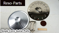 aiersi resonator guitar parts