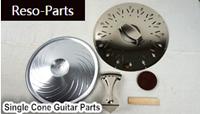 aiersi resonator guitar parts