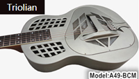 aiersi triolian resonator guitar