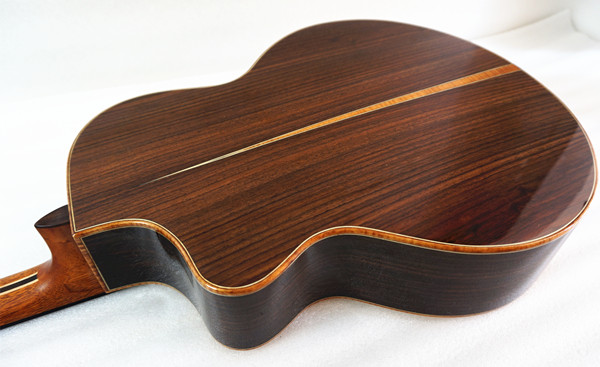 China aiersi all solid sandwich double top acoustic guitar  (13)