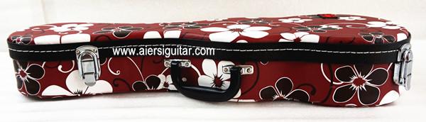 colour flower pattern ukulele case (4)