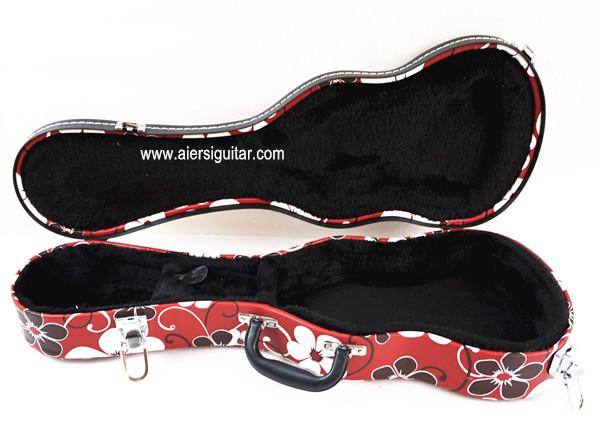 colour flower pattern ukulele case (5)