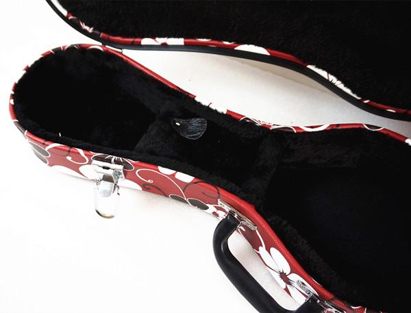 colour flower pattern ukulele case (6)
