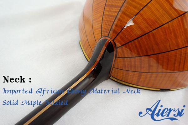 aiersi bowl shape domra for sale  (2)