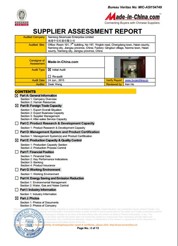 aiersi guitar bureau veritas certificate report aiersi brand guitar ukulele web chinese top. Black Bedroom Furniture Sets. Home Design Ideas