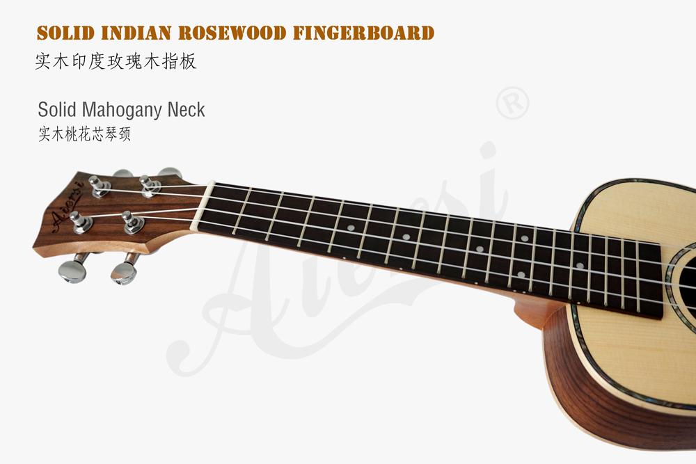aiersi brand 24 inch concert hawaii ukulele  (3)