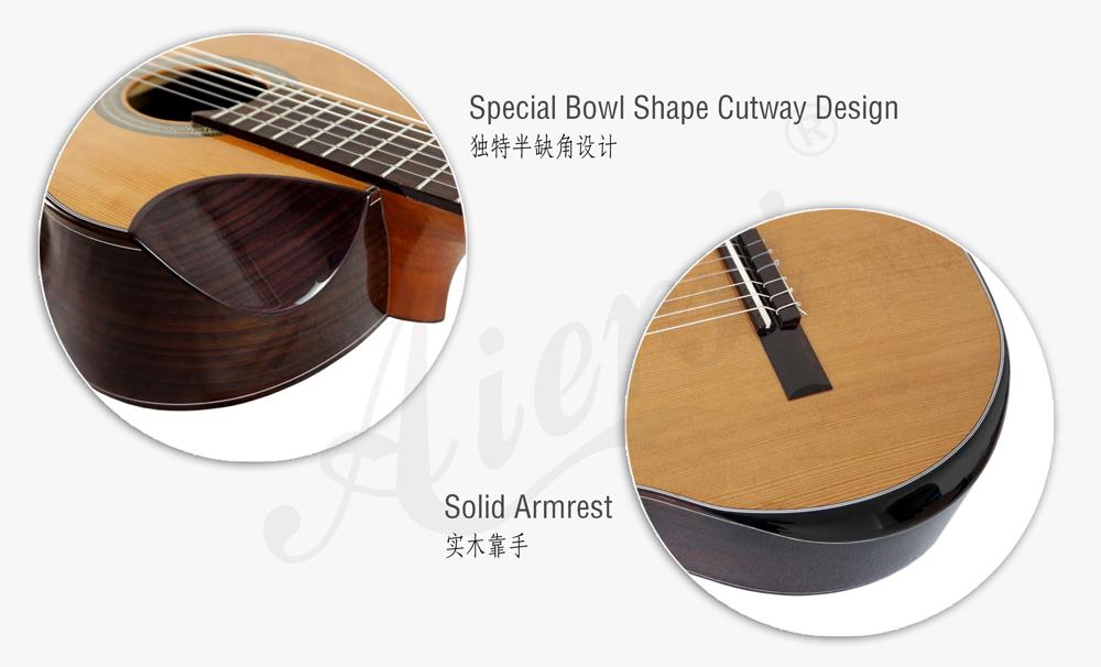 aiersi solid top classical guitar  (4)