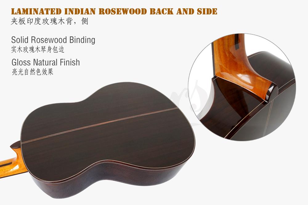 aiersi solid top classical guitar  (8)