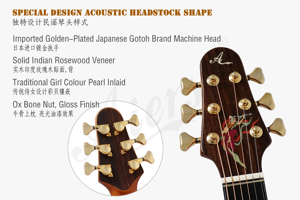Yulong guo A echoes double top acoustic guitar  (4)