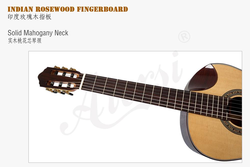 aiersi high grade handmade nylon string classical guitar (5)