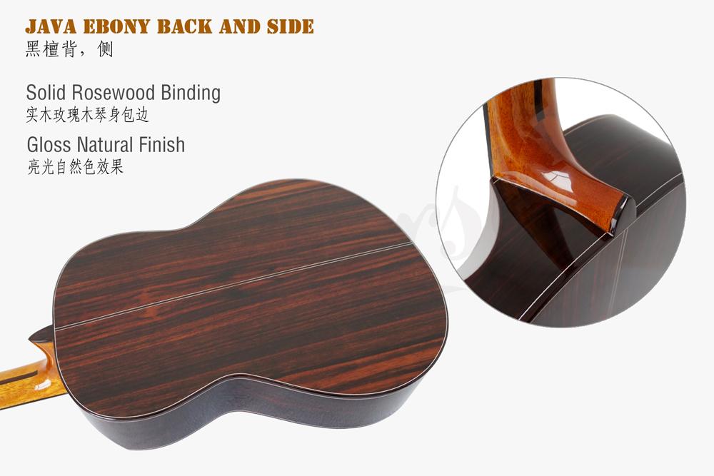 aiersi high grade handmade nylon string classical guitar (8)