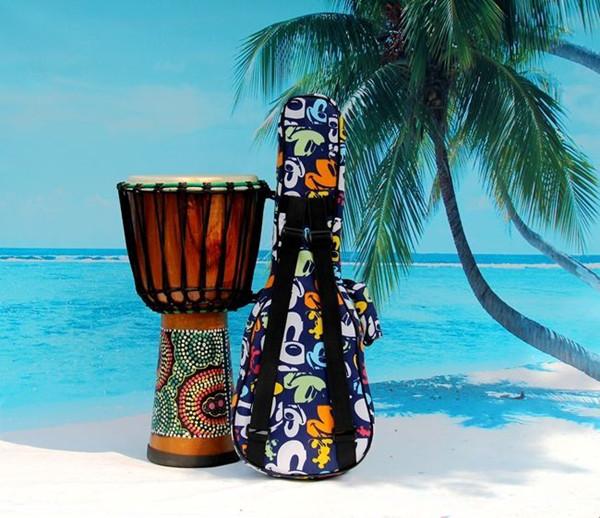 2016 aiersi brand padding color pattern ukulele bag (8)