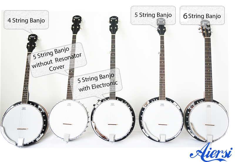 Aiersi Various Banjo