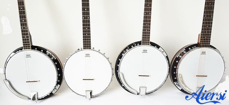 Aiersi different Style Banjo