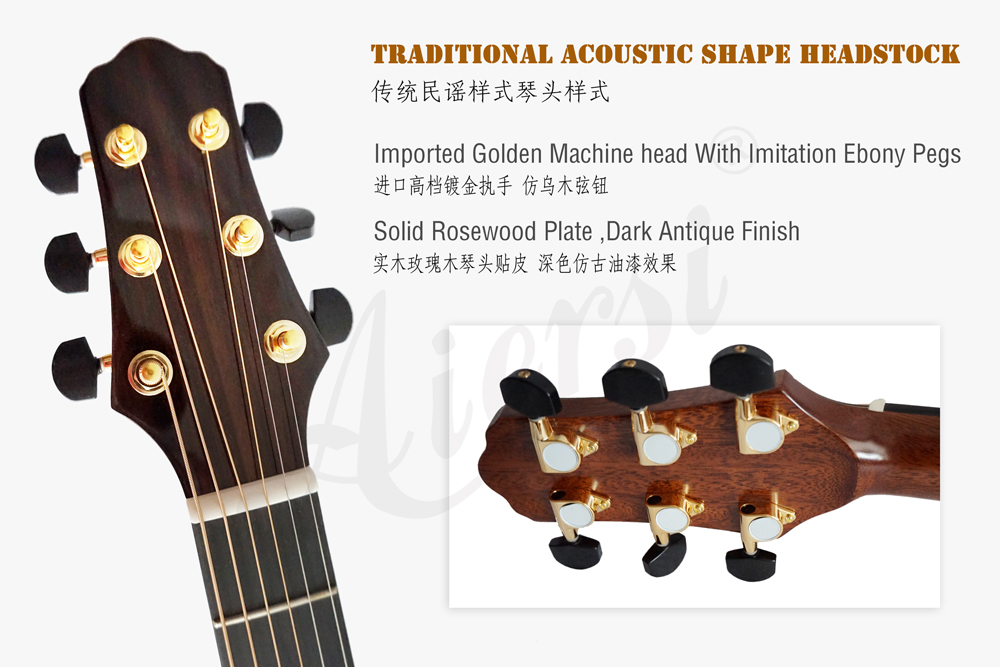 aiersi brand mini jumbo all solid acoustic guitar (2)