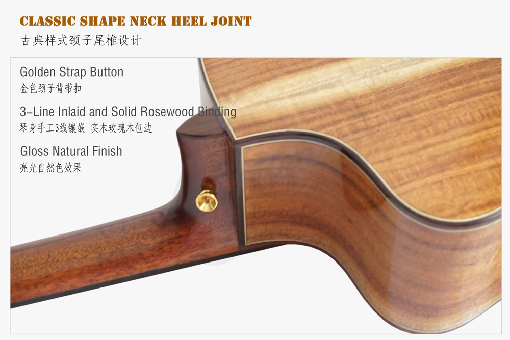 aiersi brand mini jumbo all solid acoustic guitar (4)