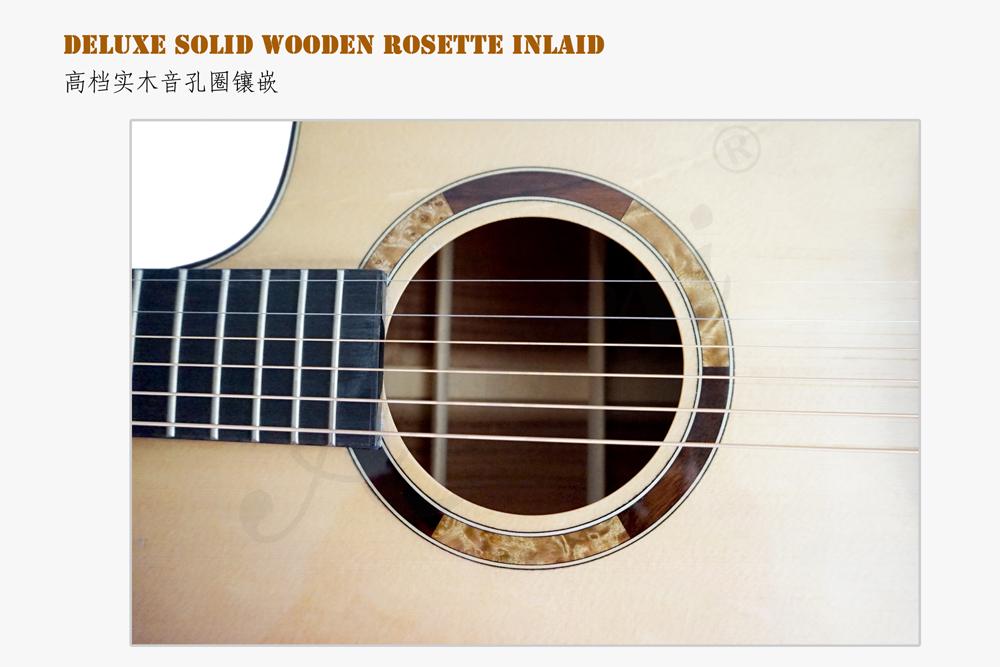 aiersi brand mini jumbo all solid acoustic guitar (5)