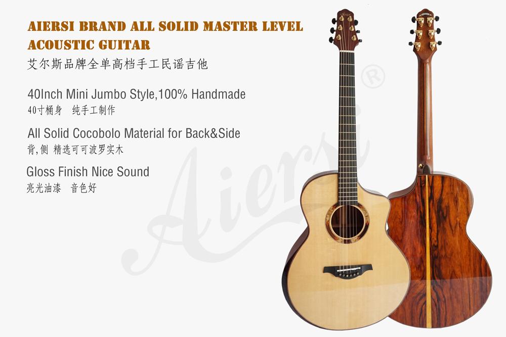 aiersi master handmade mini jumbo acoustic guitar (1)