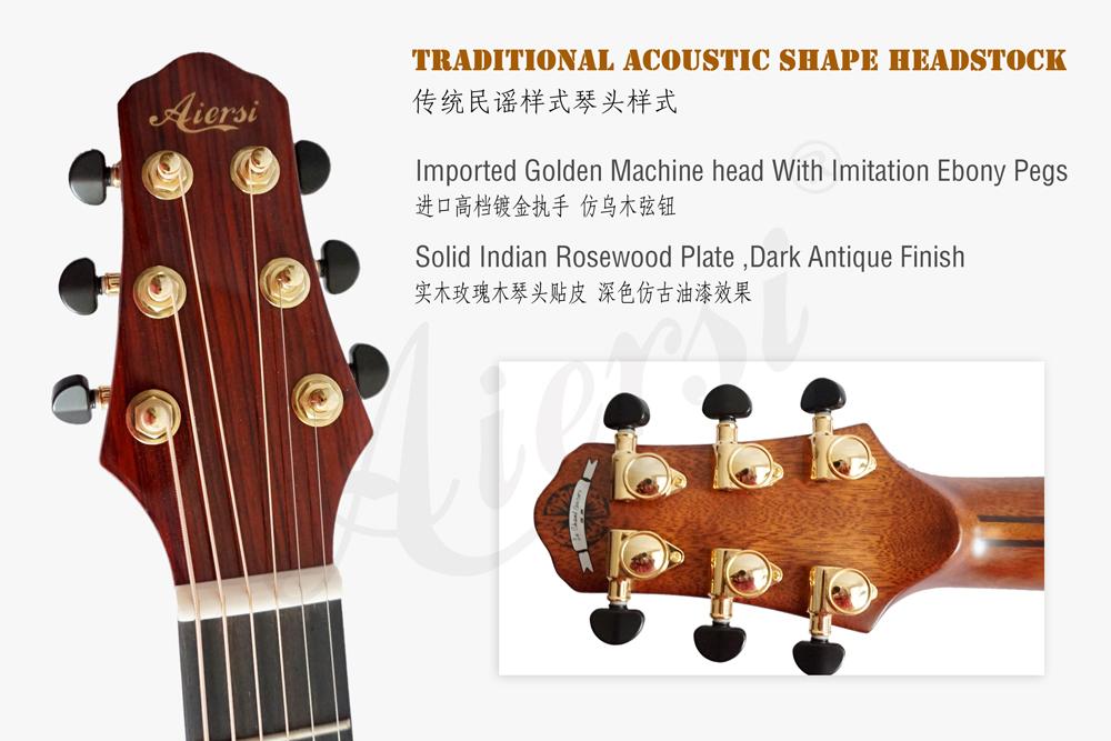 aiersi master handmade mini jumbo acoustic guitar (2)