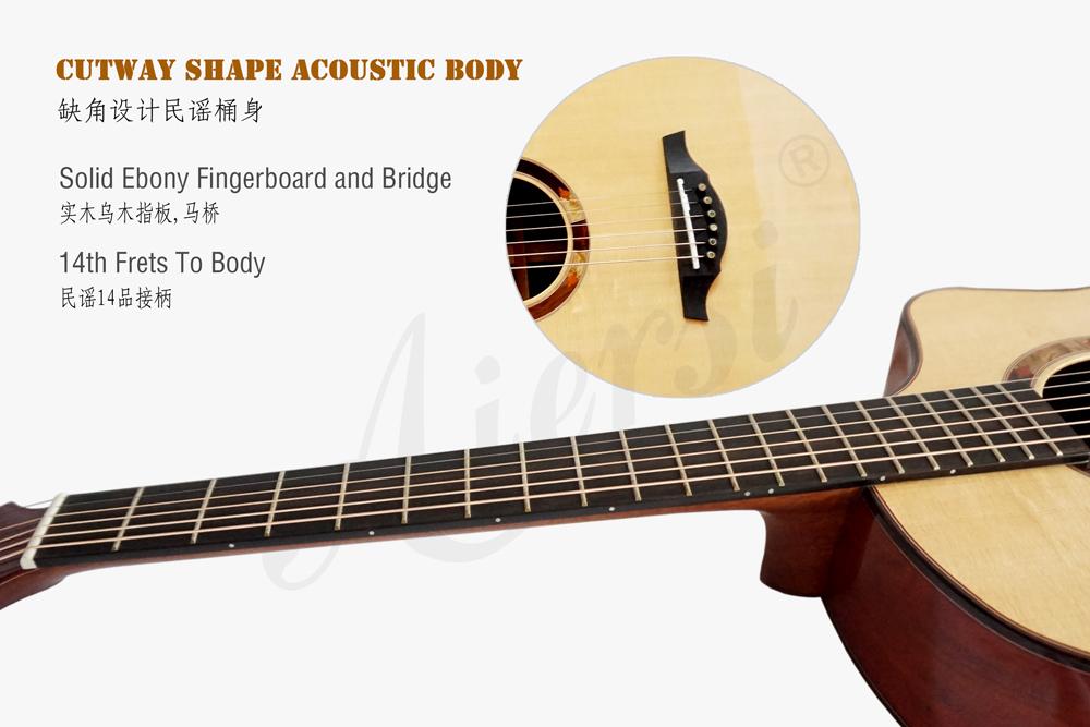 aiersi master handmade mini jumbo acoustic guitar (3)