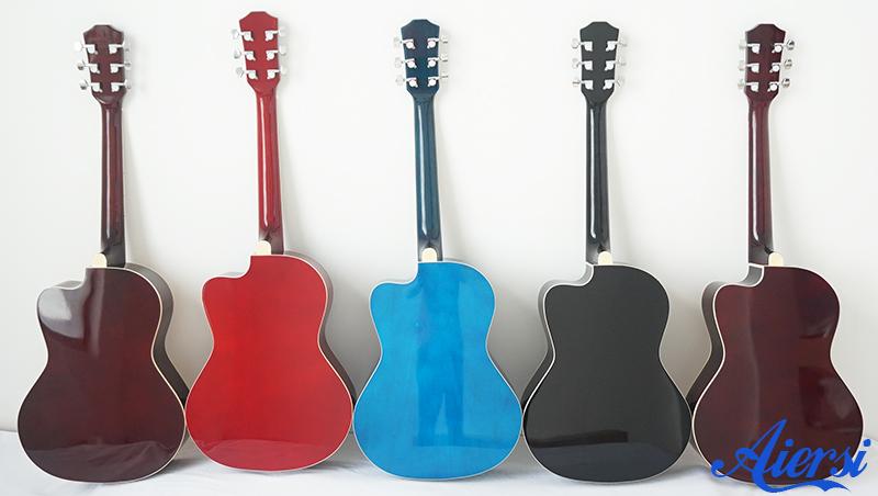 Aiersi cutway acoustic guitar