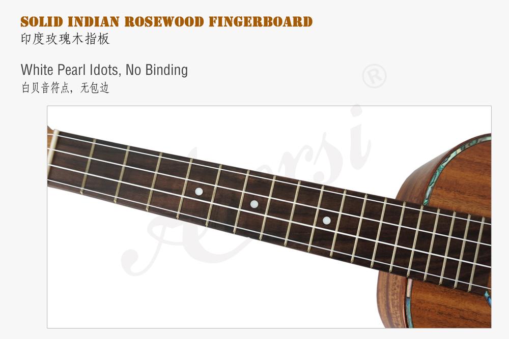 abalone binding all solid koa tenor ukulele  (3)