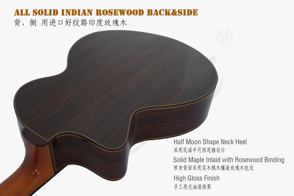 aiersi mini size vintage classical guitar (1)