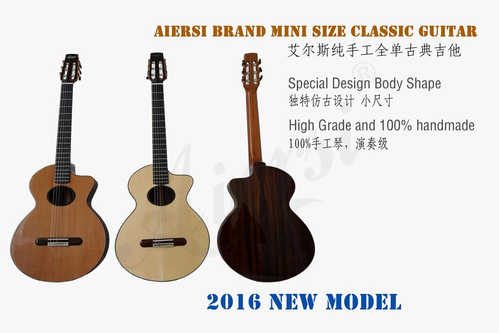 aiersi mini size vintage classical guitar (7)