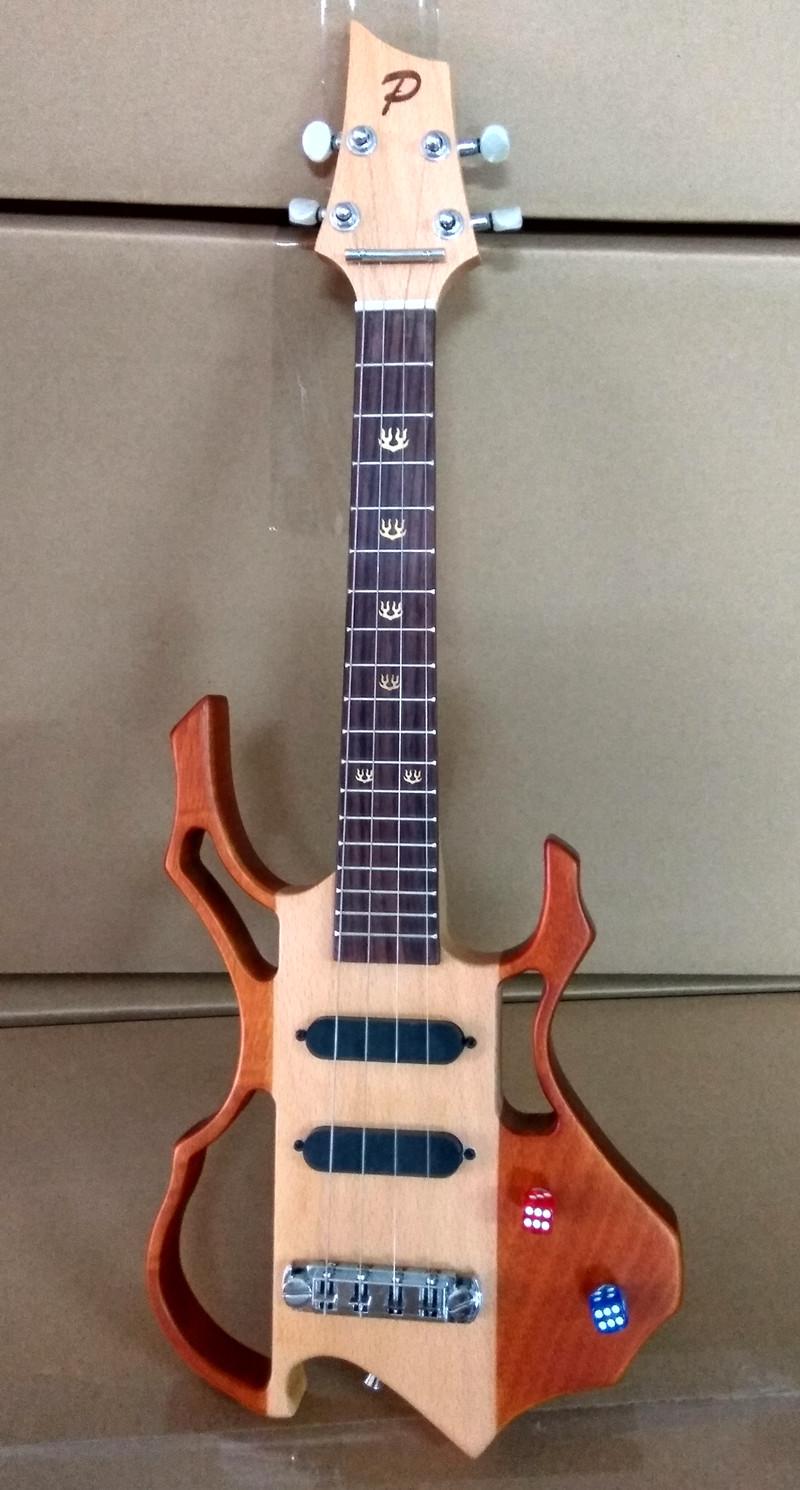 AIERSI brand electric ukulele  (4)
