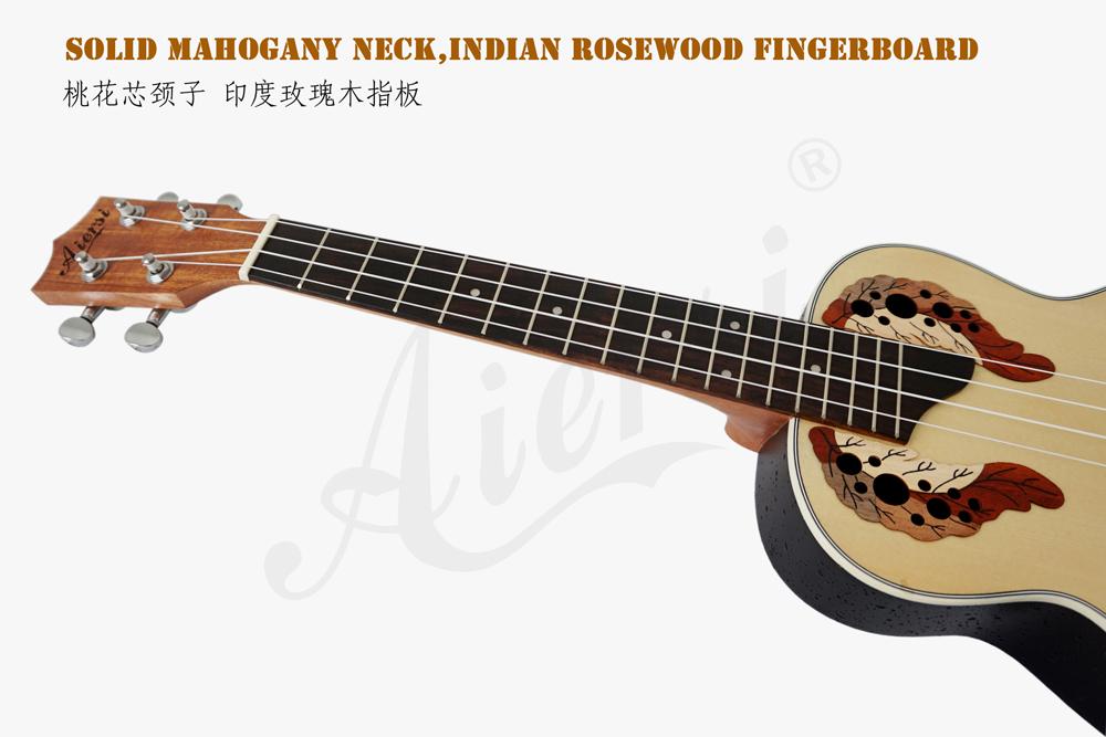 aiersi brand 26 inch tenor ovation ukulele (3)