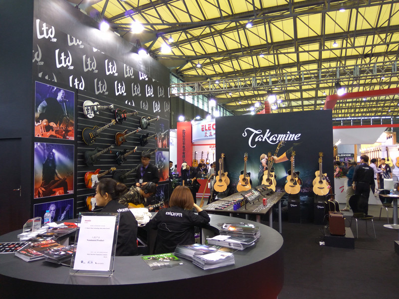 big guitar brand in 2016 music china  (5)