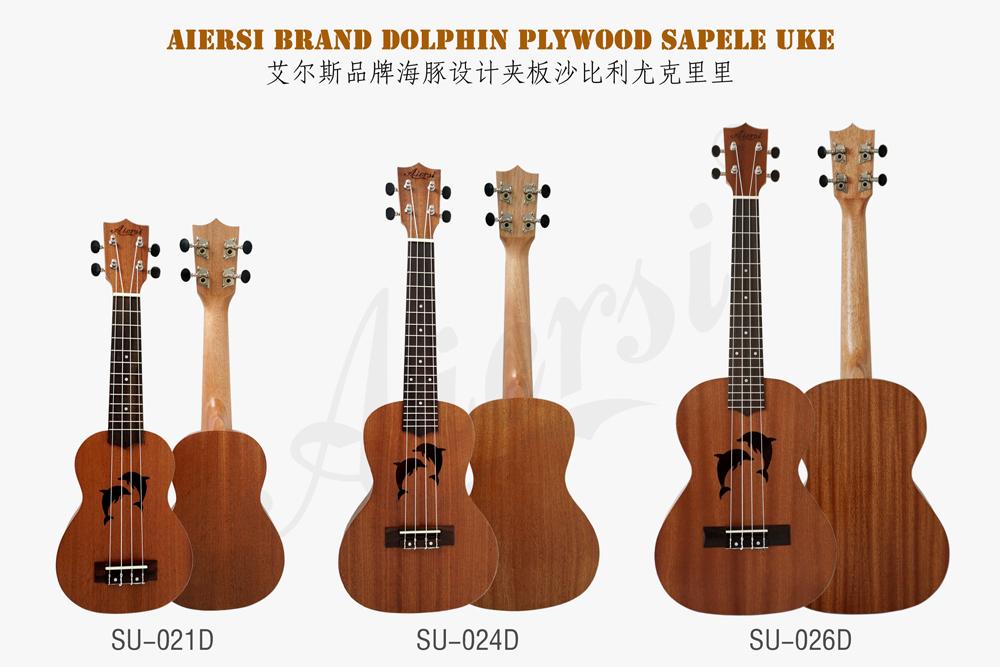 dophin ukulele
