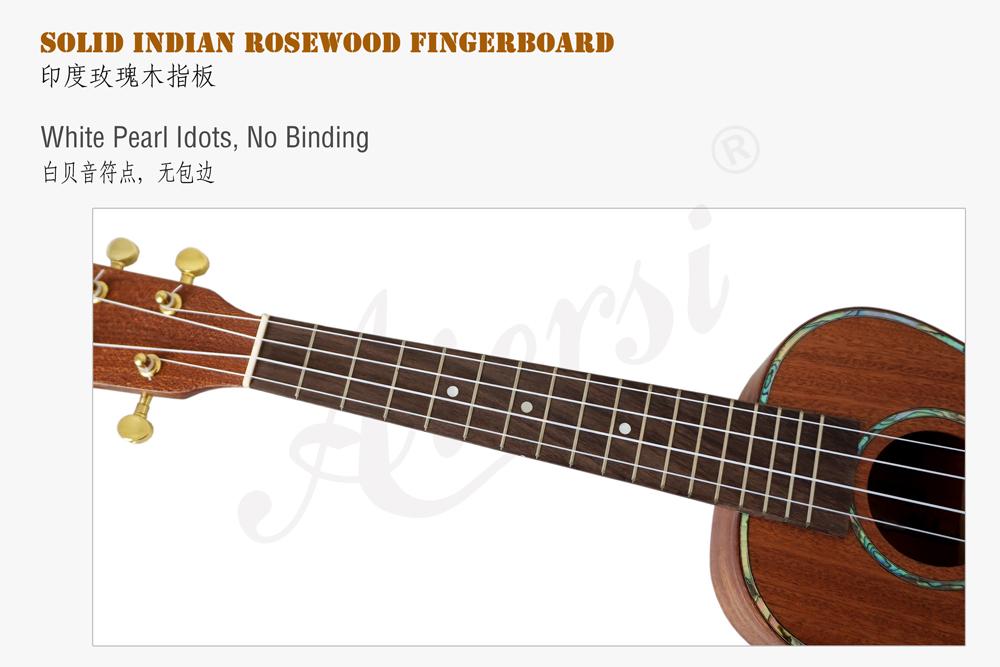 koa pili koko concert all solid mahogany ukulele  (2)