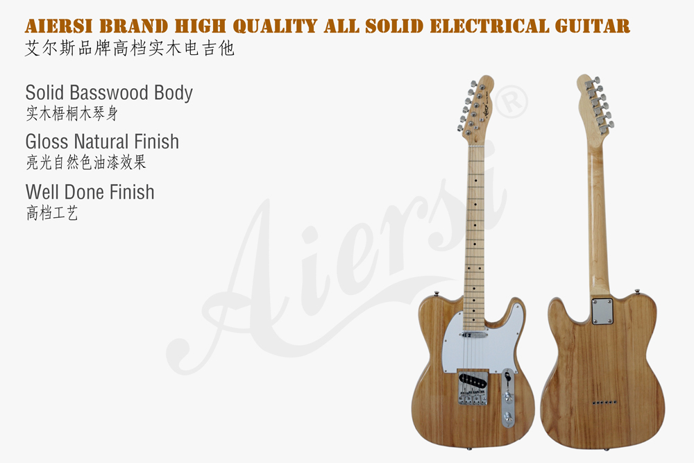 wholesale tele style solid body electric guitar for sale (1)