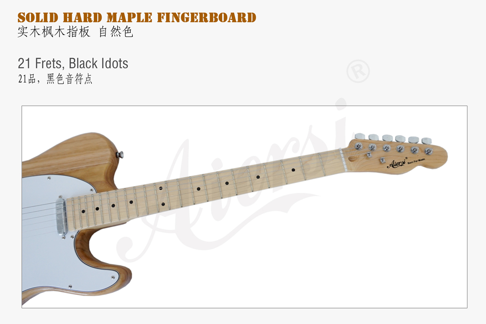 wholesale tele style solid body electric guitar for sale (4)