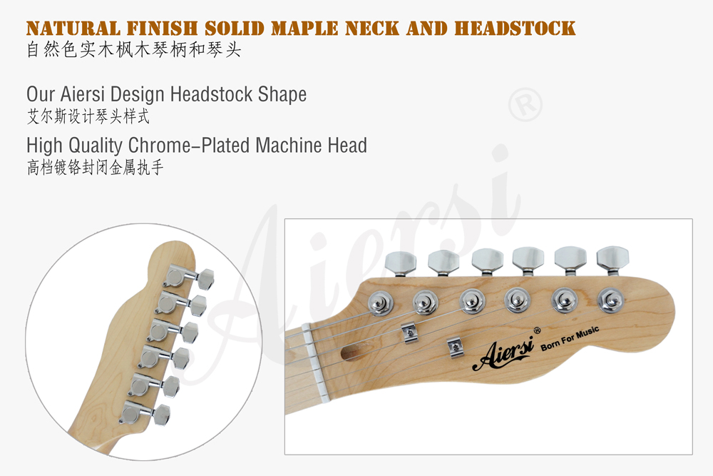 wholesale tele style solid body electric guitar for sale (5)