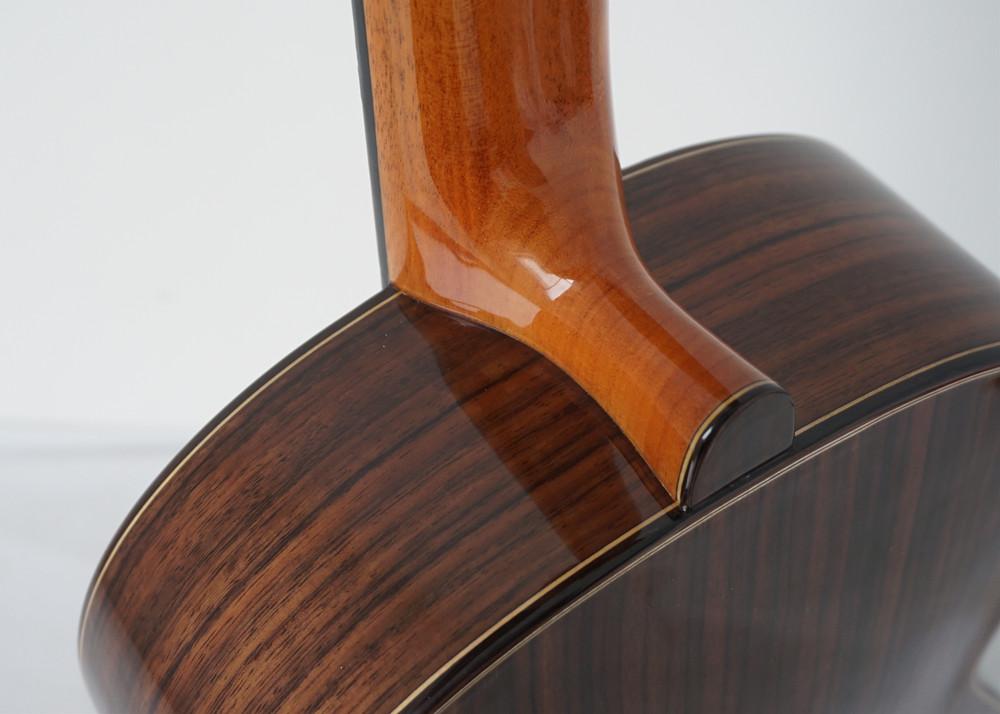 2017 aiersi brand handmade smallman guitar  (1)
