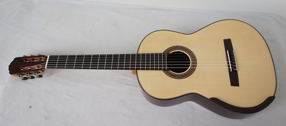 2017 aiersi brand handmade smallman guitar  (2)