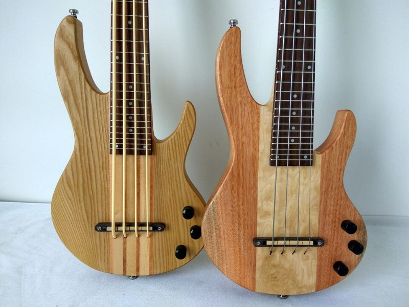 aiersi brand electric bass ukulele for sale  (2)