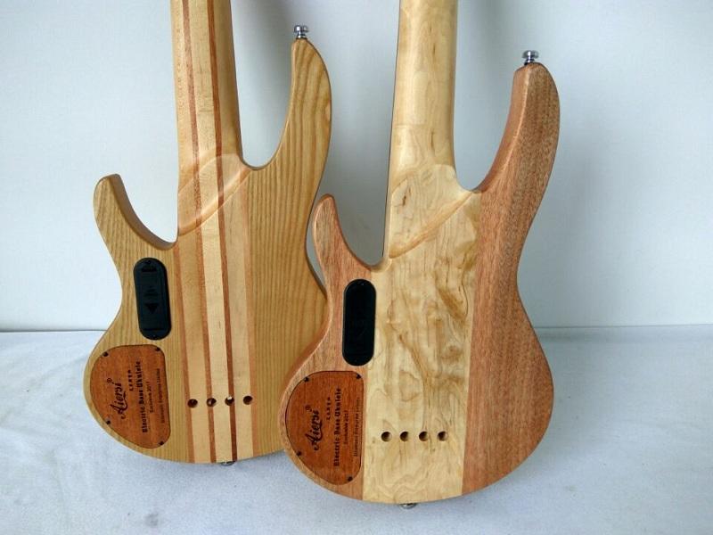 aiersi brand electric bass ukulele for sale  (4)