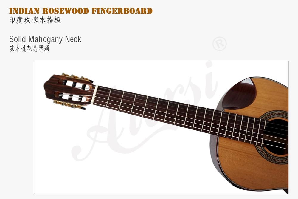 aiersi brand electric classical guitar (5)